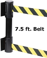 Wall Mount TWIN Double Belt 7.5' ft.
