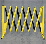 Expanding Portable Barricade (VERSA-GUARD) Yellow/