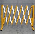 Pedestrian Safety Barricade (VERSA-GUARD) Orange/White