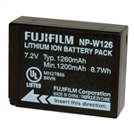 NP-W126 Battery