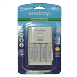 Eneloop Charger & AA's