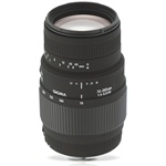 Sigma 70-300mm f4-5.6 DG MACRO Lens for Canon