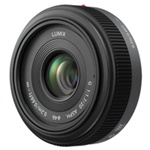 Panasonic 20mm f1.7 ED Lumix G Lens