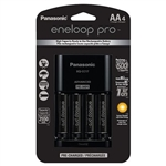 Eneloop PRO Charger & AA's