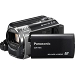 Panasonic SDR-H85 Black