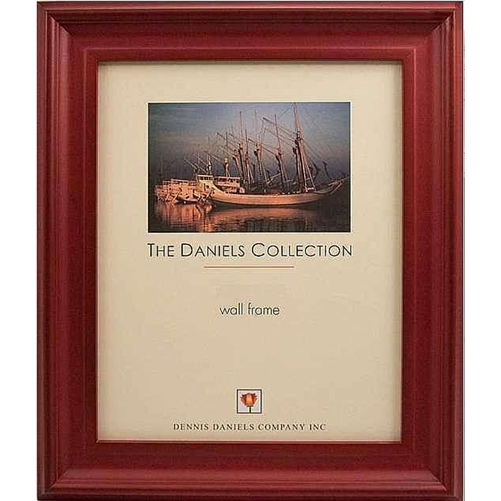 Dennis Daniels Rosewood frame 11x14