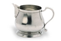 Traditional Milk Pitcher/Creamer by Match Pewter