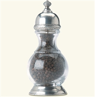 Lucca Pepper Mill by Match Pewter
