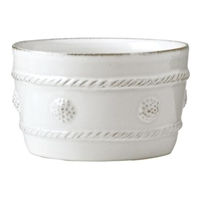 Berry and Thread White Round Ramekin by Juliska