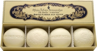 Santa Maria Novella Floral Cologne Soap - Box of 4