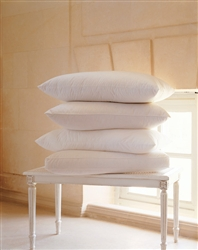 Yves Delorme Goose Down & Feather 3-Chamber Pillows