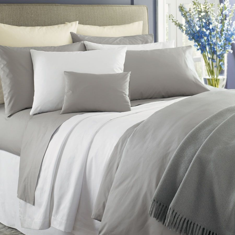 Luxury White Bed Linen Part - 25: Simply Celeste Luxury Bedding By SFERRA
