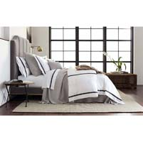 Lowell Luxury Bed Linens by Matouk