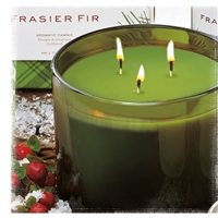 Thymes Frasier Fir 3-Wick Candle
