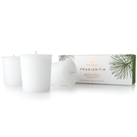 Frasier Fir Votive Candle Set by Thymes