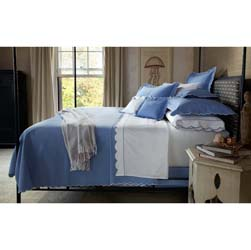 Diamond Pique Luxury Bed Linens by Matouk