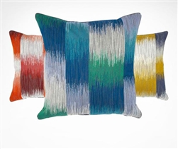 Yves Delorme - Iosis Bigarade Decorative Pillow