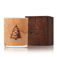 Frasier Fir Holiday Wood Wick Candle (9.5 oz) by Thymes