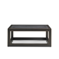 Black Ming Coffee Table by Bunny Williams Home