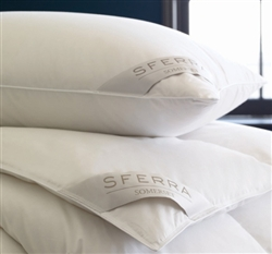 Somerset Polish Goose Down Pillows by SFERRA