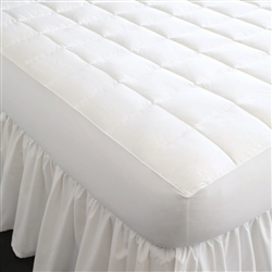 Arcadia Down Alternative Mattress Pad by SFERRA