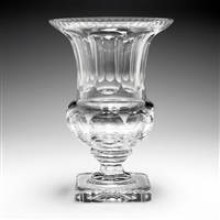 "Faith Urn Vase (12"") by William Yeoward Crystal"