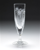 "Alexis Champagne Flute (7.75"") by William Yeoward Crystal"