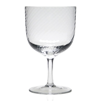 "Calypso Goblet (6"") by William Yeoward Crystal"