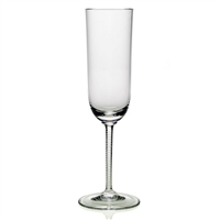 "Anastasia Champagne Flute (8.5"") by William Yeoward Crystal"