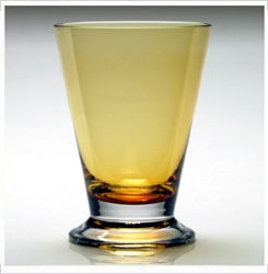 Amber Tumbler by William Yeoward Country