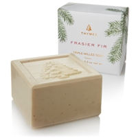 Frasier Fir Bar Soap by Thymes