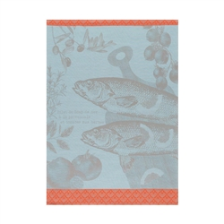 Bar a La Provencale Tea Towels by Le Jacquard Francais