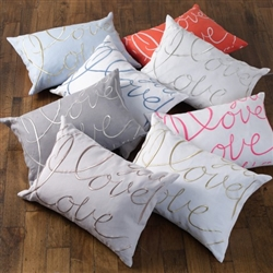 Lulu DK for Matouk - Love Decorative Pillow
