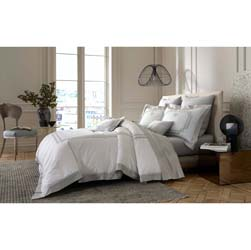 Salon Luxury Bed Linens by Matouk