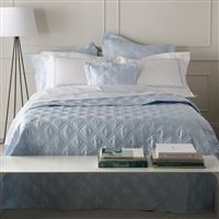 Luna Quilted Bed Linens by Matouk