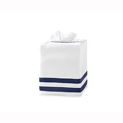 Allegro Tissue Box Cover by Matouk