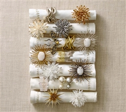 Constellation Napkin Ring by Kim Seybert