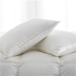 Luxembourg Goose Down Pillow by Scandia Home