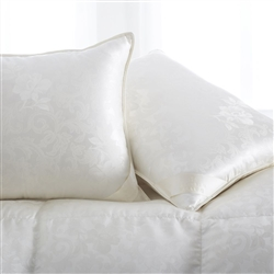 St. Petersburg Goose Down Pillow by Scandia Home