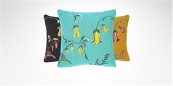 Yves Delorme - Iosis Paloma Fleurs Decorative Pillow