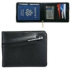Cross Passport Wallet with Baracoa Limited Stitching