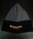 Baracoa Tobacconist Toque Black/Grey