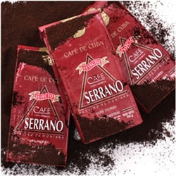 Serrano Coffee 250grams Ground