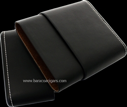 Leather Cigar Case - 5 cigars