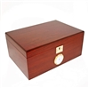 The Black Showcase II Humidor