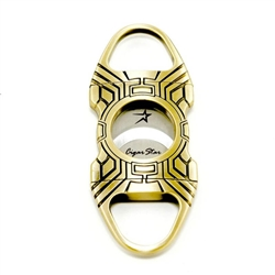 Cigar Star Double Guillotine Xzavis Cigar Cutter