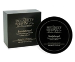 The Piccadilly Shaving Company Sandalwood Shave Cream