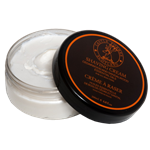 Castle Forbes Cedarwood and Sandalwood Essential Oil Shaving Cream