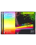 Fantasia Herbal Shisha Rainbow Burst, tobacco and nicotine free shisha