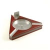 Triangular Ashtray with Cutter